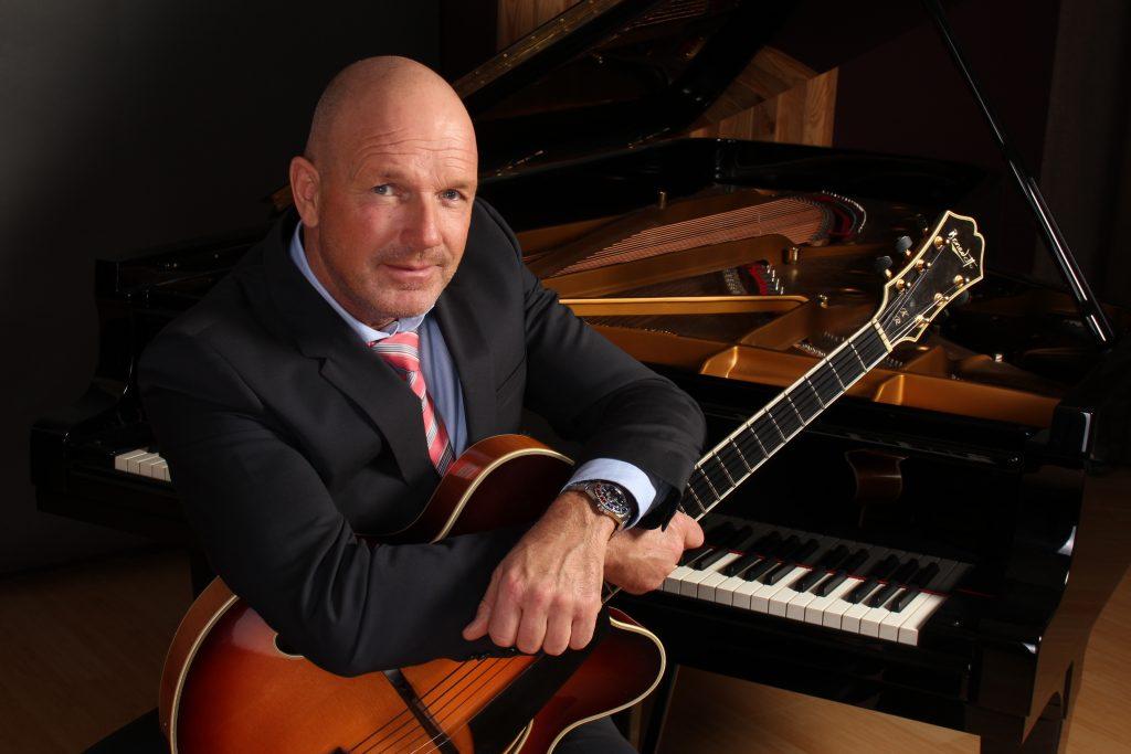 Knut Richter Jazz Gitarrist