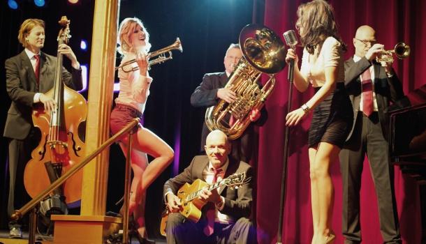 Jazz Band mit Sängerin Hannover GOP
