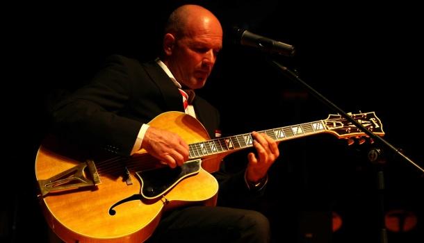 Knut Richter live Jazzgitarrist